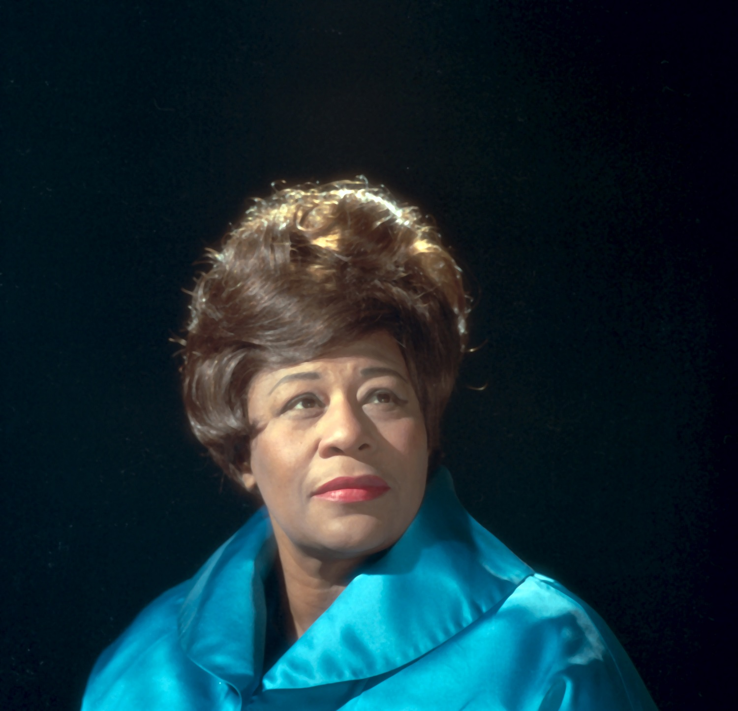 Ella Fitzgerald Signs as Greenlight's Newest Icon